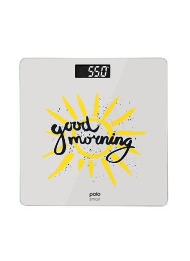 Polo Smart Psc05 Mood Dijital Tartı - Gri Gri